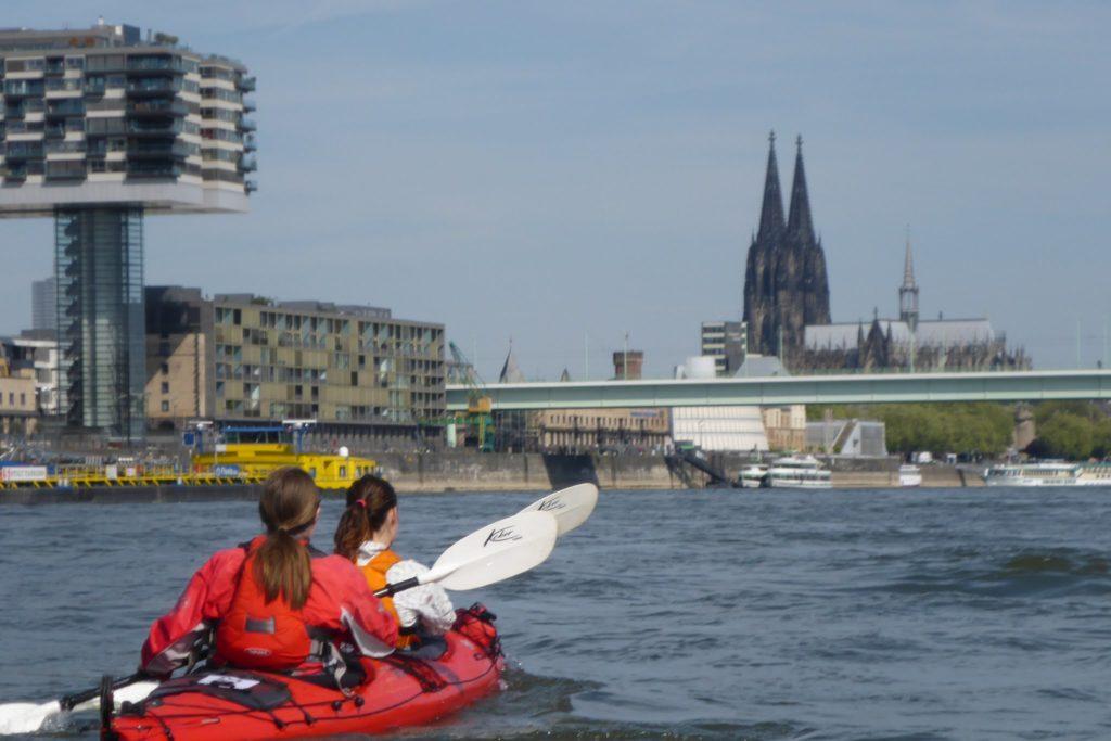 Rhein, Köln